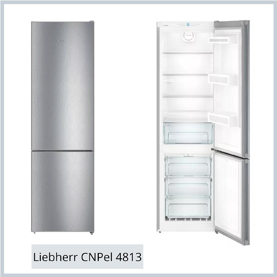 Liebherr CNPel 4813 холодильник комбинированный
