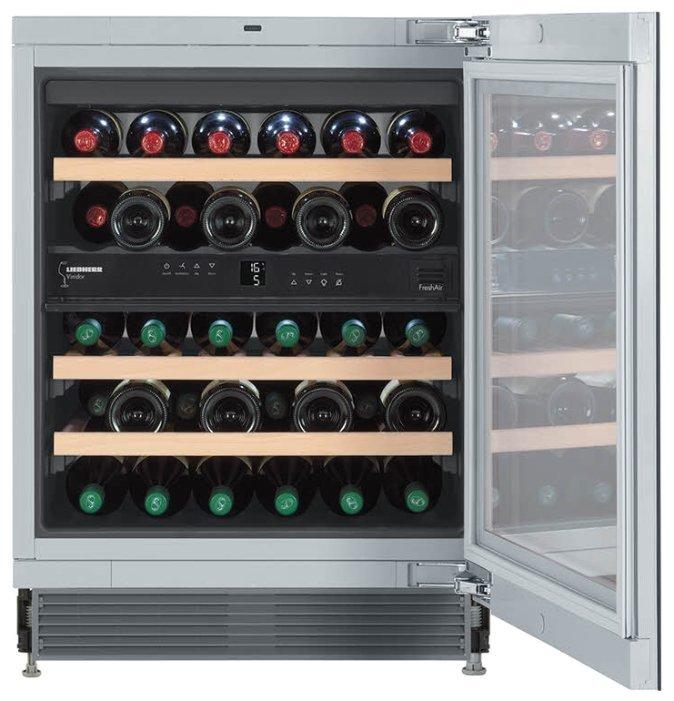 Liebherr UWTgb 1682 встраиваемый винный шкаф