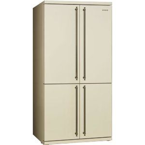 Smeg FQ960P холодильник Side-by-Side No-frost кремовый
