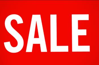 Крупная распродажа витринных образцов в Открытом Материке